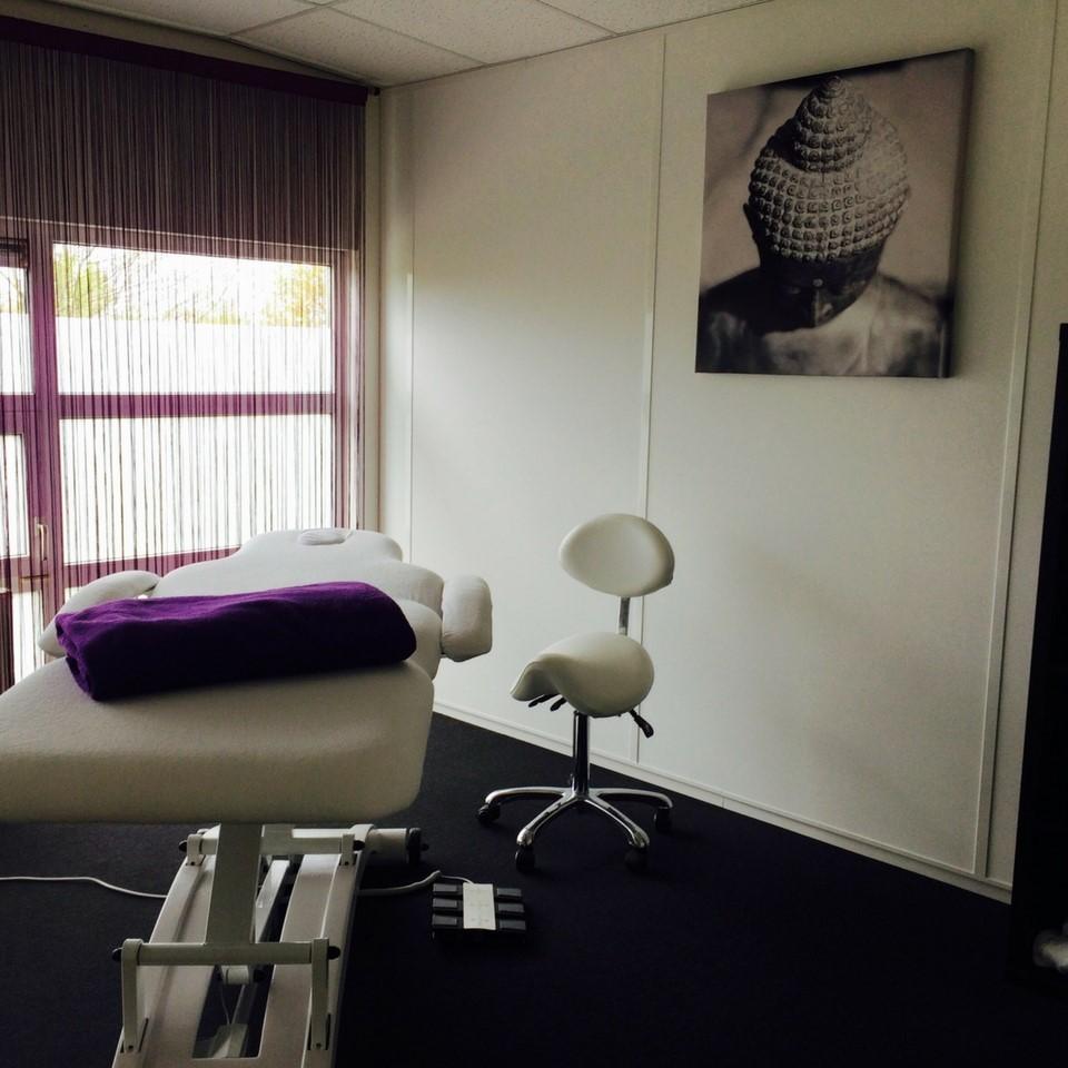 praktijk massageruimte